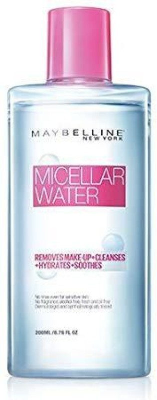Maybelline Micellar Water Makeup Remover(95 ml)
