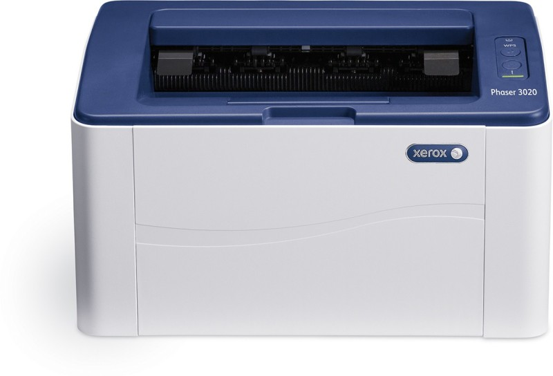 Xerox Phaser 3020 Single Function Wireless Printer(White, Toner Cartridge)