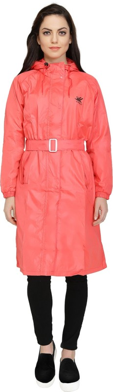 ZEEL Solid Women's Raincoat