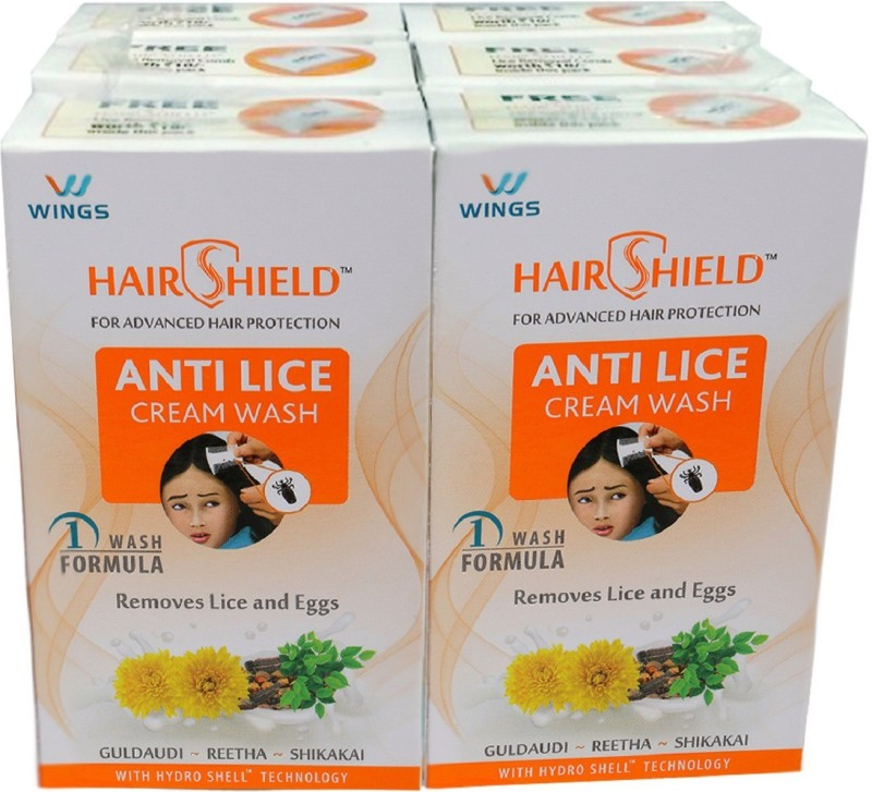 HAIRSHIELD Anti Lice Cream Wash(30 ml)