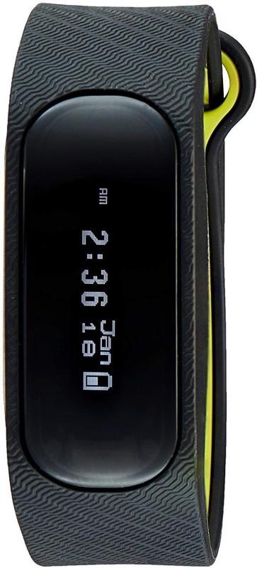 Fastrack SWD90059PP05 Reflex 2.0(Black Strap, Size : Regular)
