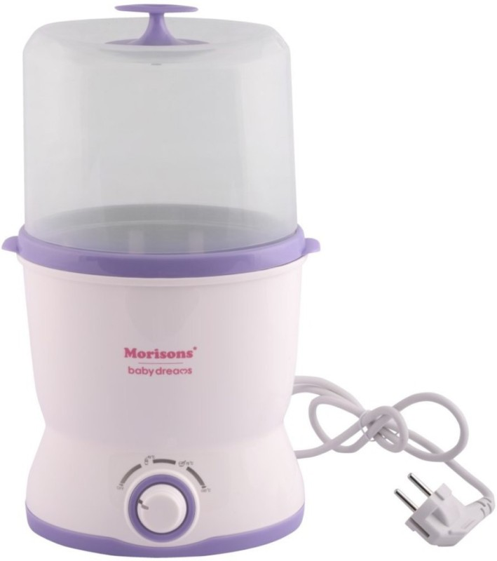 Morisons Baby Dreams Travel Easy Warmer cum Sterilizer - 1 Slots(White)