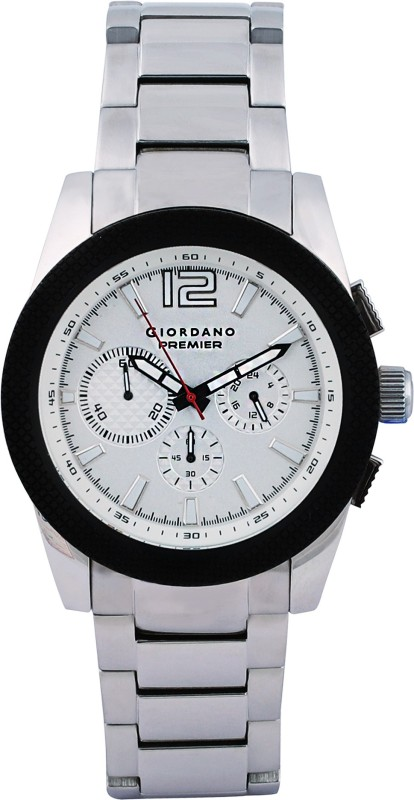 Giordano P141-22 Smart Analog Watch - For Men