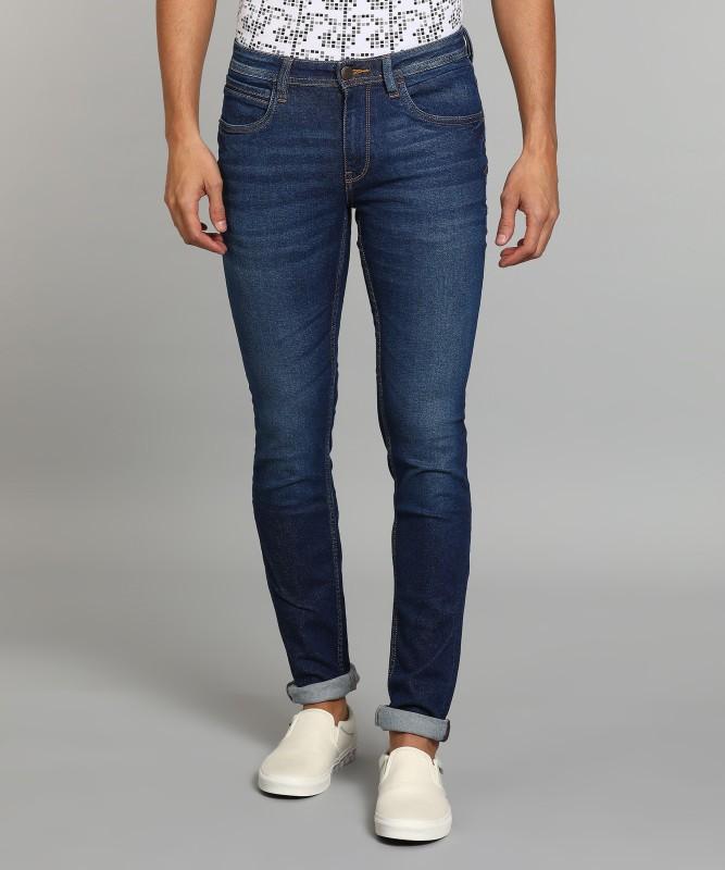ARROW BLUE JEANS CO. Skinny Men Blue Jeans