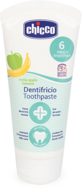 Chicco chico toothpaste 6+ months Toothpaste(50 g)