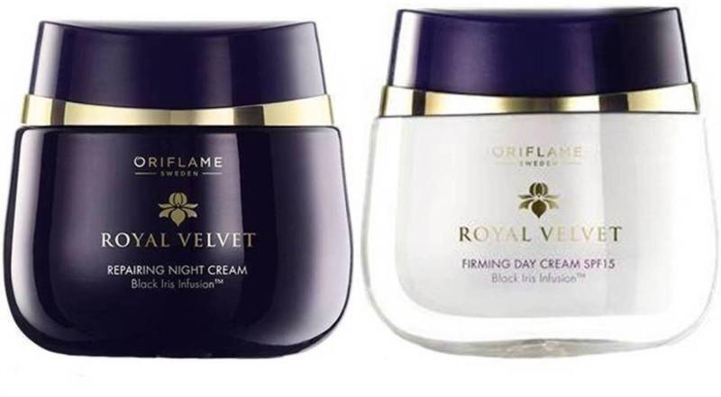Oriflame Sweden Royal Velvet Firming Day and Repairing Night Cream(100 ml)