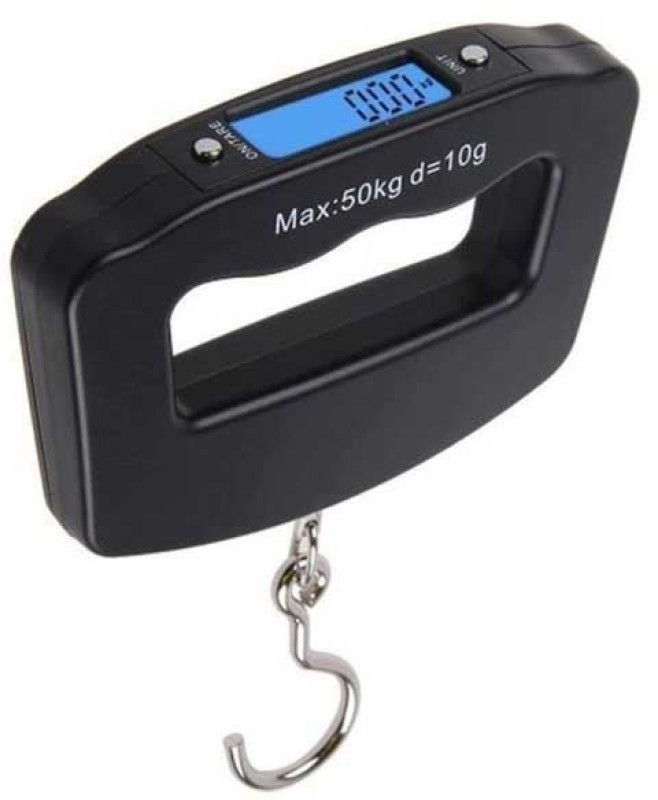 National Electronic Luggage Scale Weighing Scale(Black)