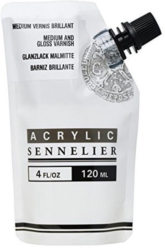 Sennelier N125024120 Gloss Varnish(120 ml)