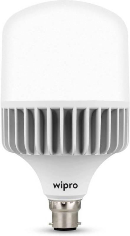 WIPRO 40 W Standard B22 LED Bulb(White)