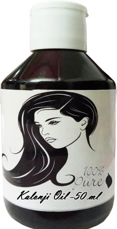 ABSQUARE Natural Kalonji Hair Oil 50 ml , Black Seed Hair Oil 50ml Hair Oil(50 ml)