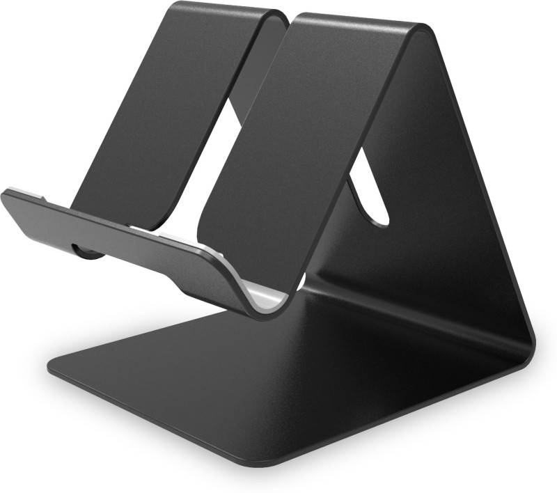 TIZUM Aluminium Portable Stand With Convenient Charging Port Design For All Smartphone Mobile Holder