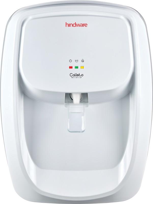 Hindware Calisto RO + UV + UF 7 L RO + UV + UF Water Purifier(White)