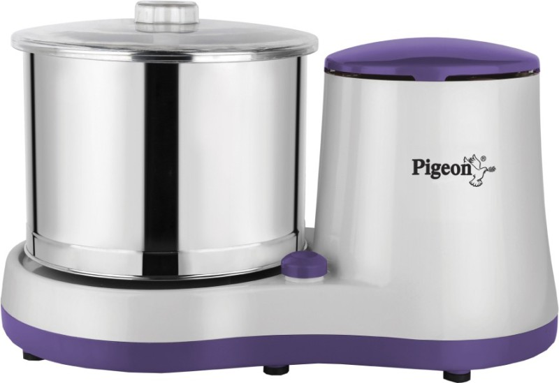 Pigeon Lavio Wet Grinder(White, Purple)