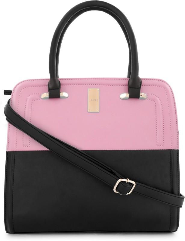 Lavie Satchel(Pink, Black)