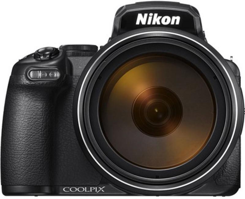 Nikon COOLPIX P1000(16 MP, 125x Optical Zoom, 4x Digital Zoom, Black)