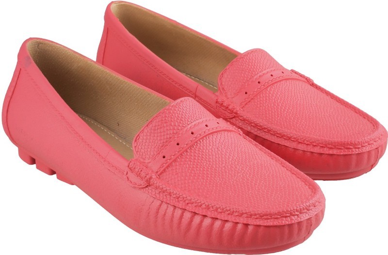 Walkway Awesome Mocassin For Women(Pink)