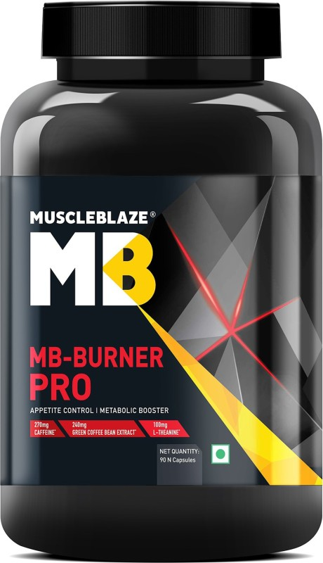 MuscleBlaze MB Burner PRO Thermogenic Fat Burner(90 No)