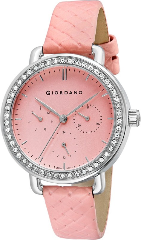 Giordano 2938-01 Analog Watch - For Women
