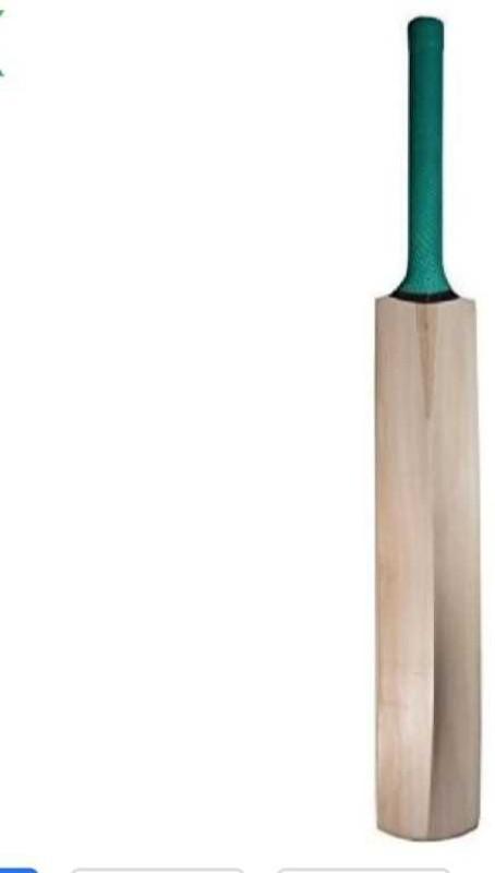 ASS PLAIN KASHMIR WILLOW Kashmir Willow Cricket Bat(Short Handle, .700-1.200 kg)