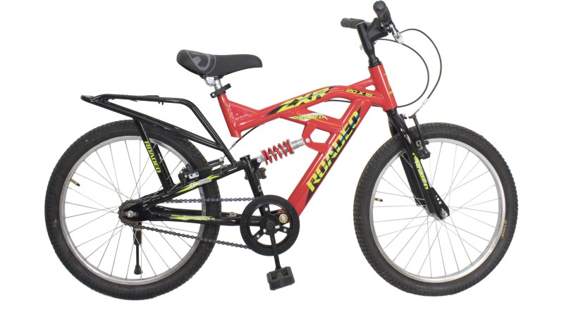 HERCULES Roadeo ZXR 20 T Mountain Cycle(Single Speed, Red)