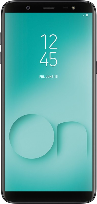 Samsung Galaxy On8 (Black, 64 GB)(4 GB RAM)