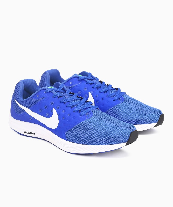 Nike DOWNSHIFTER 7 Running Shoes For Men(Blue)