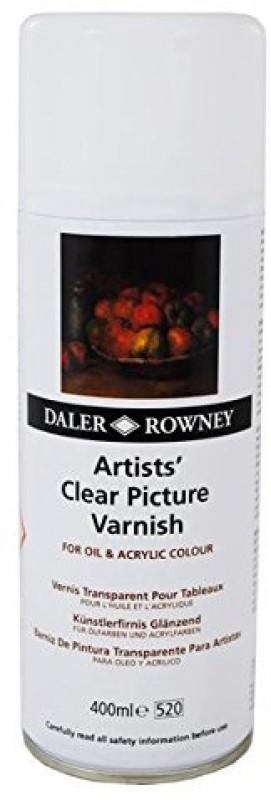 Daler Rowney 114400800 Matte Varnish(400 ml)