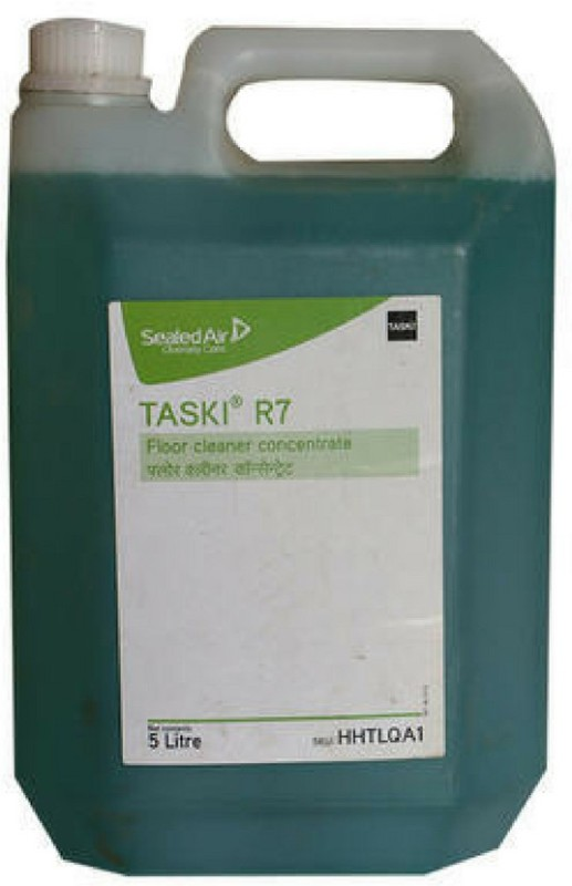 Taski R7 Floor Cleaner Concentrate 5ltr Dish Cleaning Gel(Pleasant Room Care fragrance.)