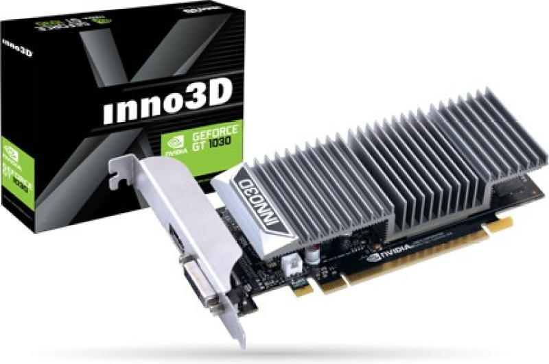 INNO3D NVIDIA GEFORCE GT 1030 2 GB GDDR5 Graphics Card