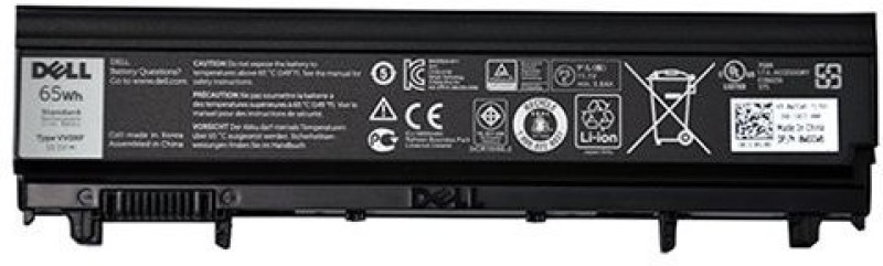 Dell Latitude E5540 E5440 6 Cell 6 Cell Laptop Battery