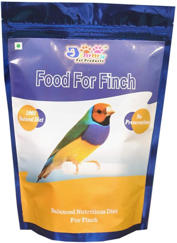 JiMMy For Finch 900 g Dry Bird Food