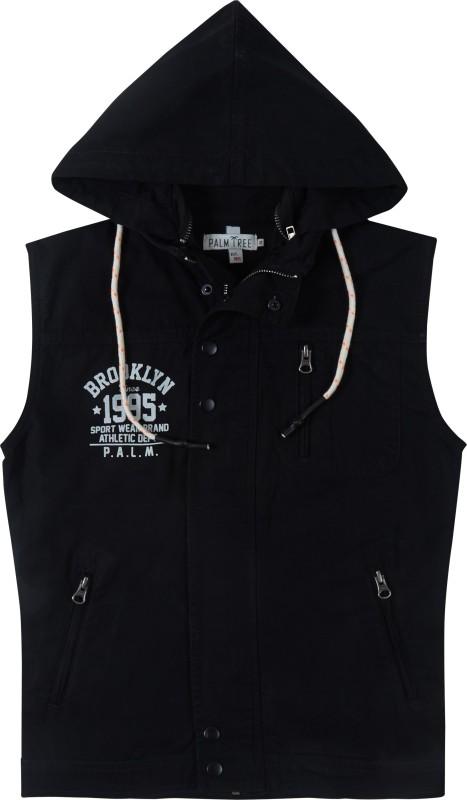 Gini & Jony Sleeveless Woven Boys Jacket