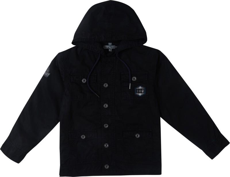 Gini & Jony Full Sleeve Woven Boys Jacket