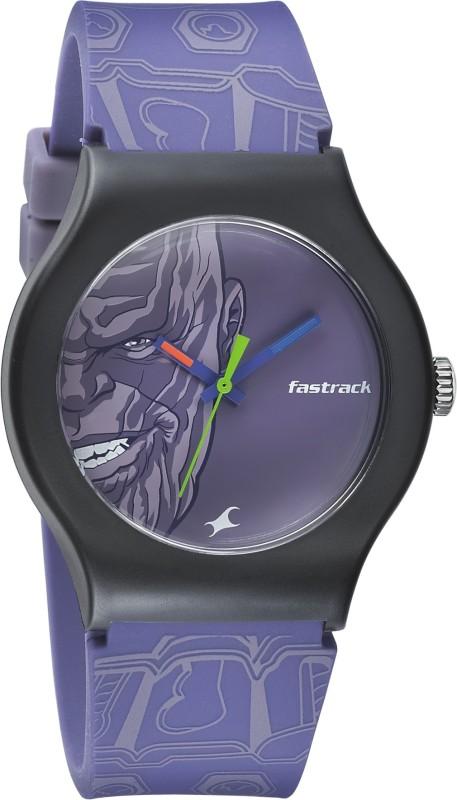 Fastrack 9915PP97 Fastrack Avengers Analog Watch - For Men