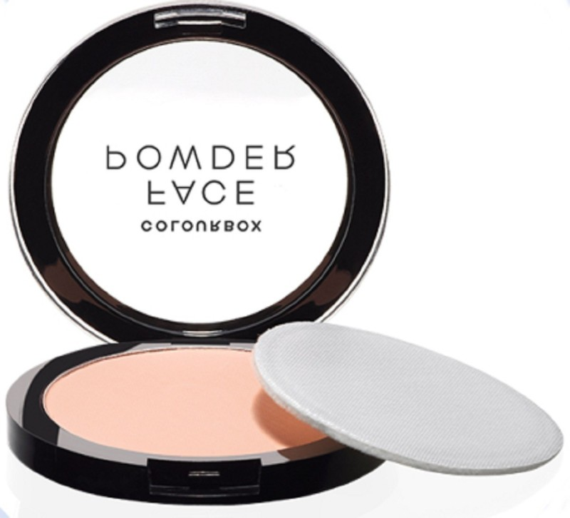 Oriflame Sweden ColourBox Face powder Compact(Light)