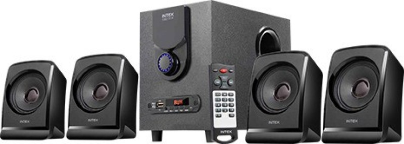 Intex IT-4.1 2622 TUFB 4.1 Home Cinema(NA)