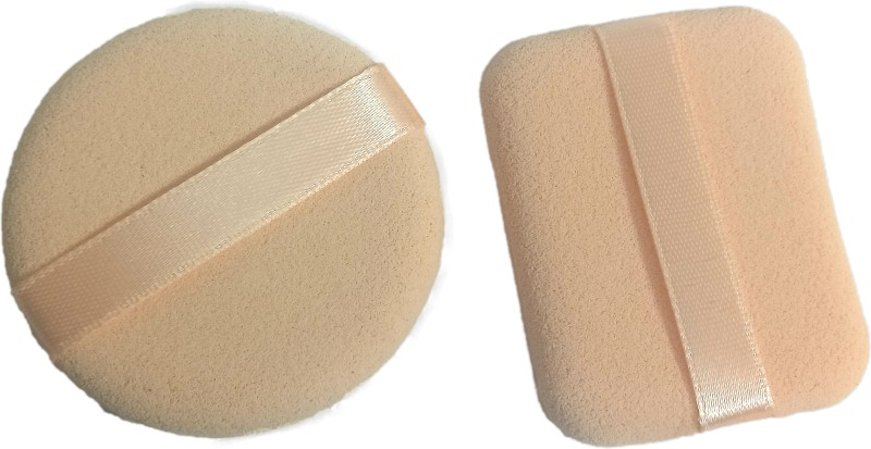 Beauty Of Witness Premium Powder puff(Beige)