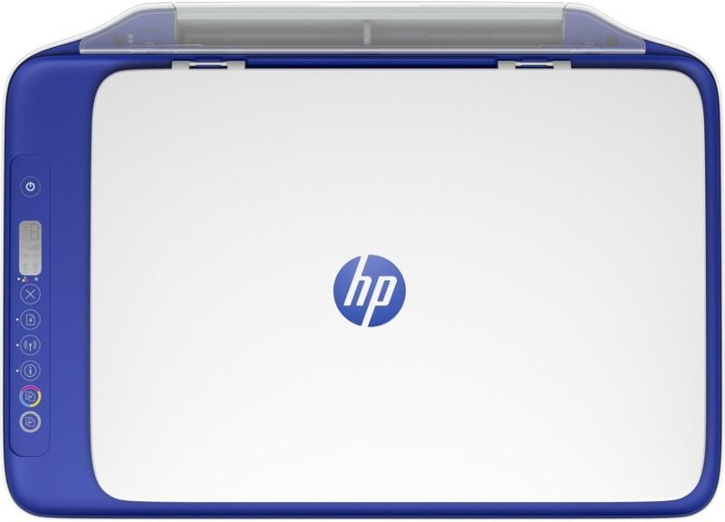 HP DESKJET 2621 AIO Multi-function Color Printer(White�and Blue)