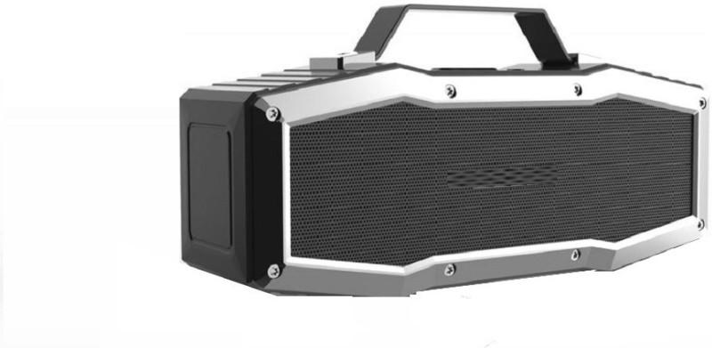 fiado A9 BOOM BOX HIGH BASS HD SOUND WATERPROOF PORTABLE MOBILE WIRELESS 20 W Bluetooth  Speaker(Black, 2.1 Channel)