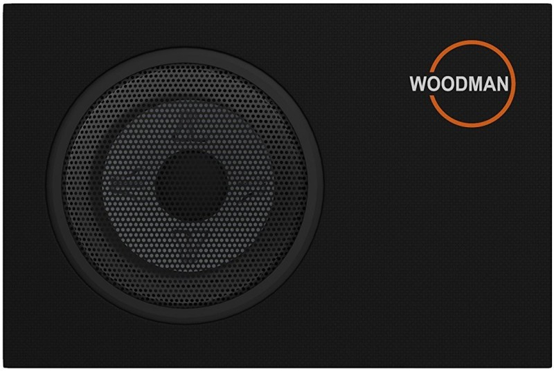 Woodman BT3F8 8 Inch Portable Sound Box For Car With Inbuilt Amplifier Subwoofer(Powered , RMS Power: 180 W)