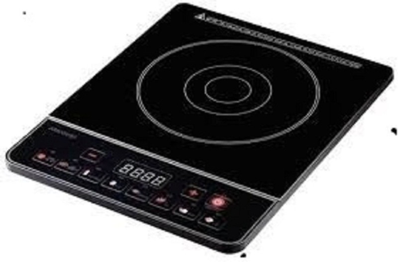 Surya V+ Induction Cooktop(Black, Push Button)