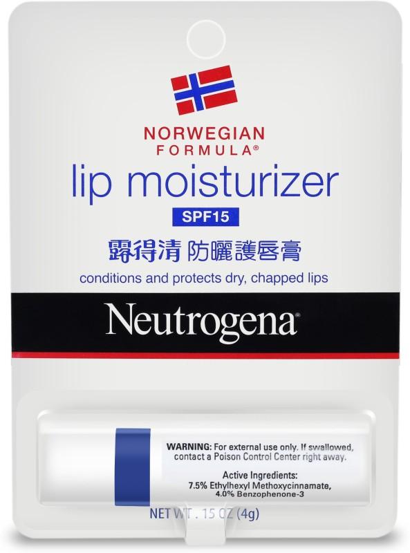 Neutrogena Lip Moisturizer Plain(4 g)
