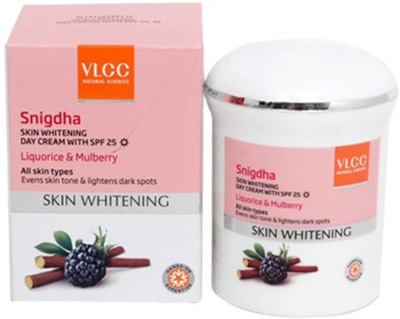 VLCC Snigdha Skin Whitening Day Cream with SPF 25(50 g)