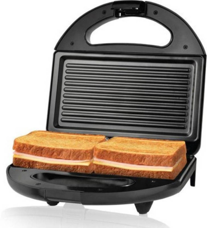 Nova 2 Slice Panini Grill NSG 2440 Toast(Black)