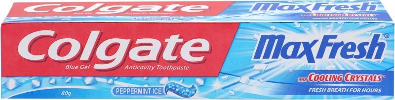 Colgate Maxfresh Blue Gel Toothpaste(80 g)