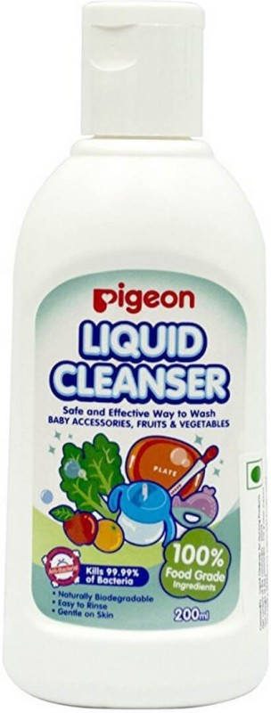 Pigeon Liquid Cleanser For Nursing Product 200 ml(200 ml)