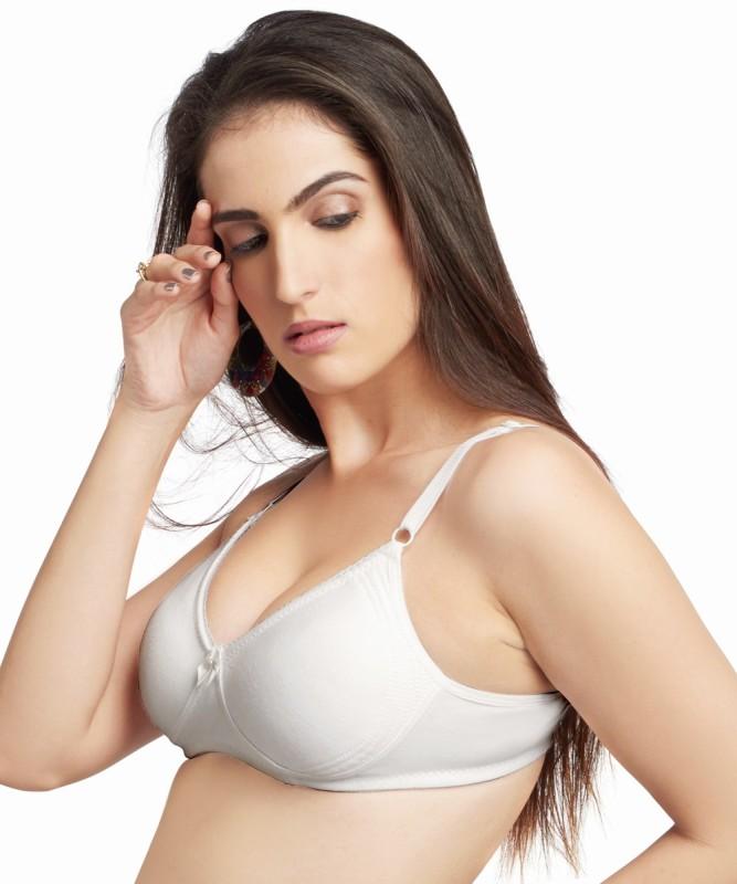 Lovable Womens Minimizer Non Padded Bra(Beige)