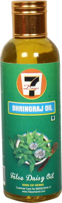 7DAYS Bhringraj hair oil Hair Oil(100 ml)