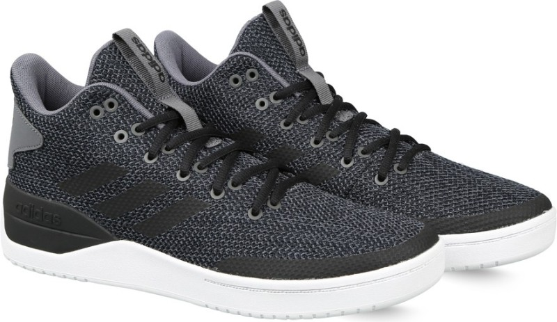 ADIDAS BBALL80S Basketball Shoes For Men(Black)