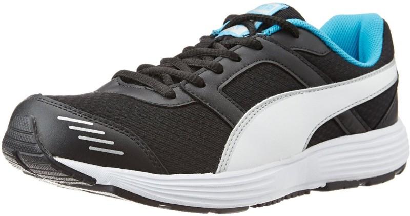 Puma 18931301-11 Walking Shoes For Men(Black, White)